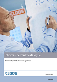 The new CLOOS Seminar catalogue is available!