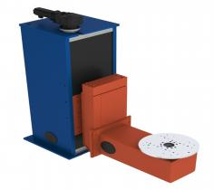 Workpiece Positioner with turning and swivelling movement and vertical stroke