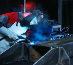 MIG/MAG Manual welding torches